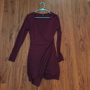 Cotton On Long Sleeve Dress